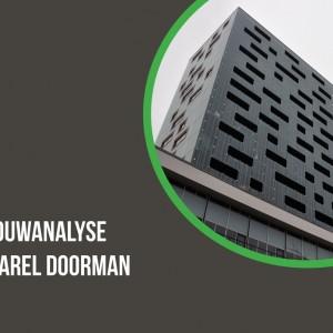 Woongebouw Analyse – De Karel Doorman