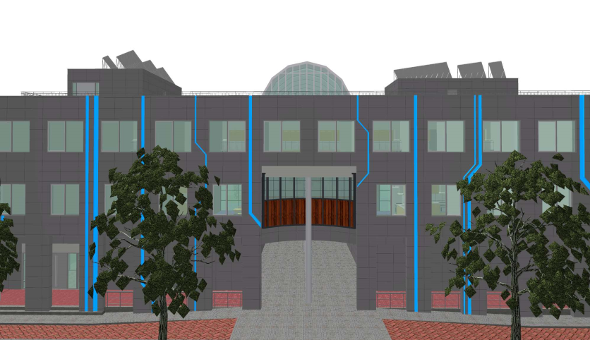 render-archicad-front